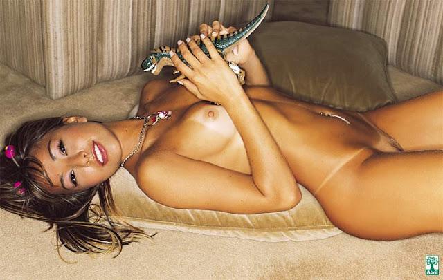 Sabrina+Sato+PlayBoy+nua As brasileiras mais famosas e gostosas já fotografadas nuas