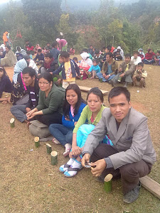First January New Year 2012 at Tadin Village, West Siang