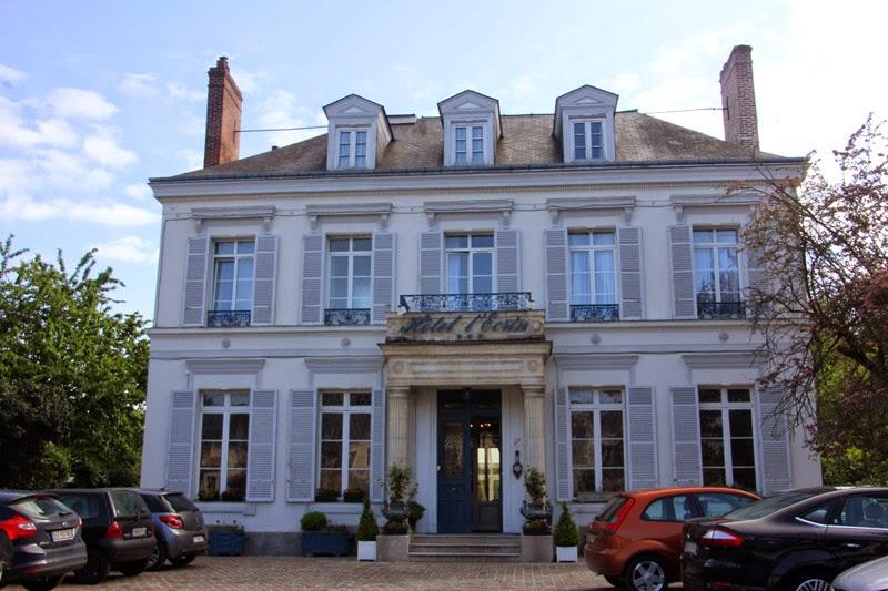 Honfleur - Hôtel l'Ecrin