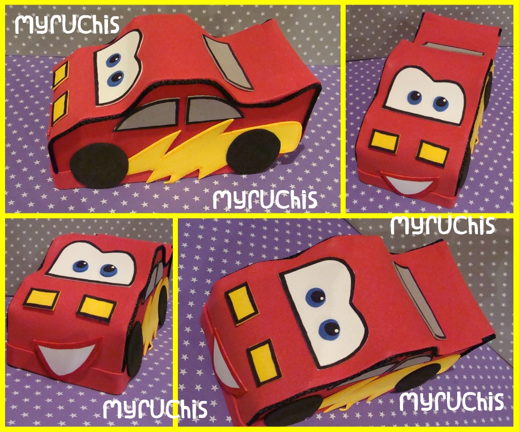 Dulceros Cars  65 Carritos Que Viajar  N A Veracruz