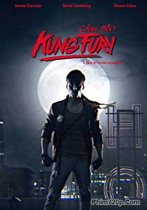 Tay Cớm Kung Fury