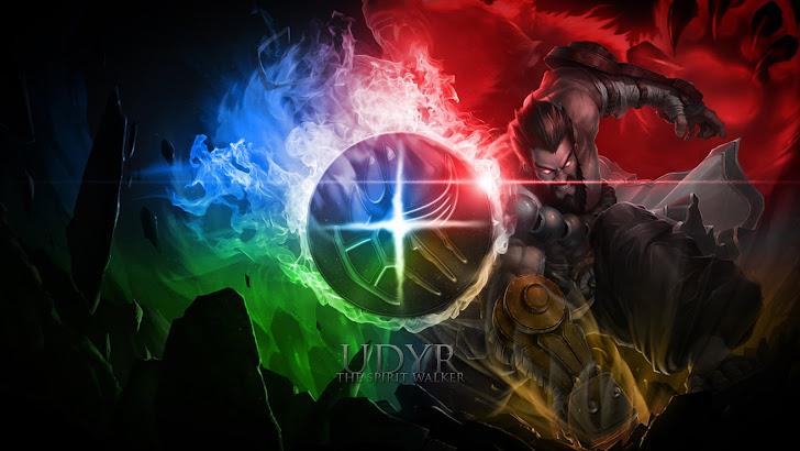 Udyr Spirit Stance League of Legends