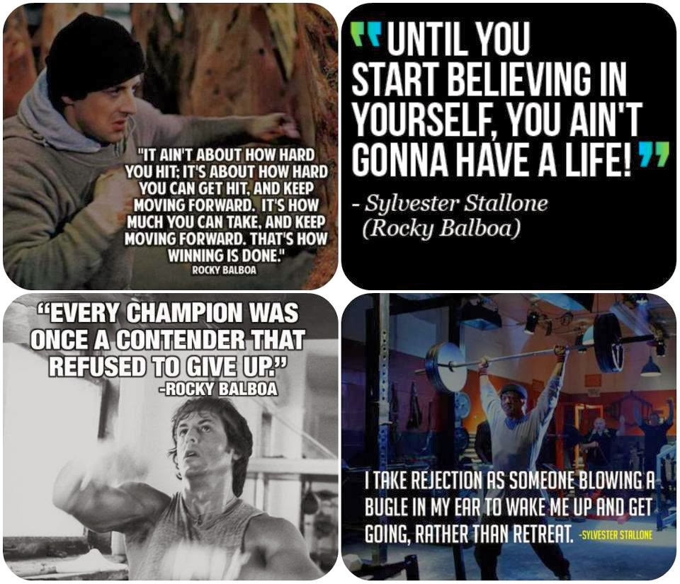Famous Rocky Quotes Rocky Quotes