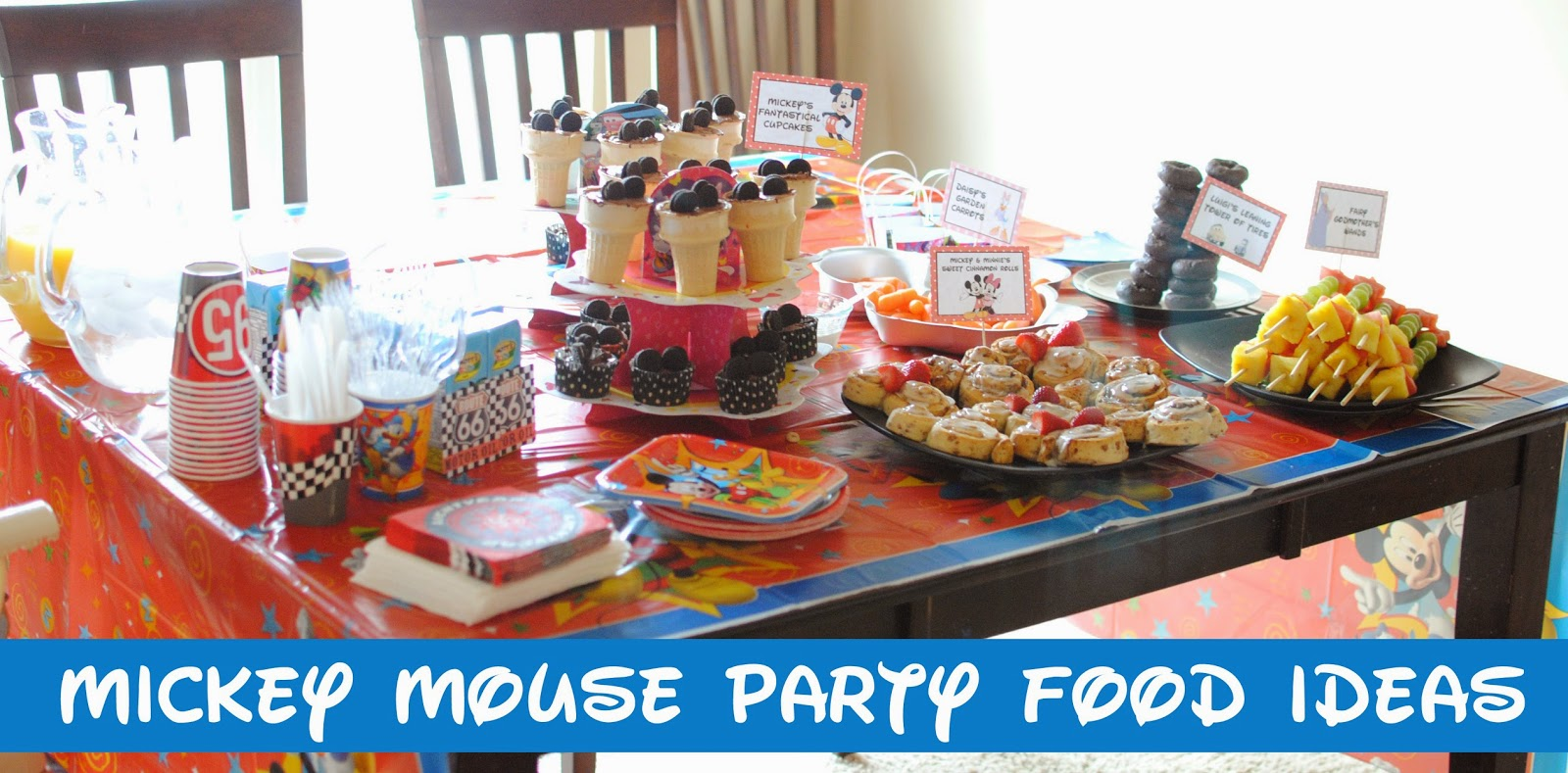 Disney Party Food Ideas