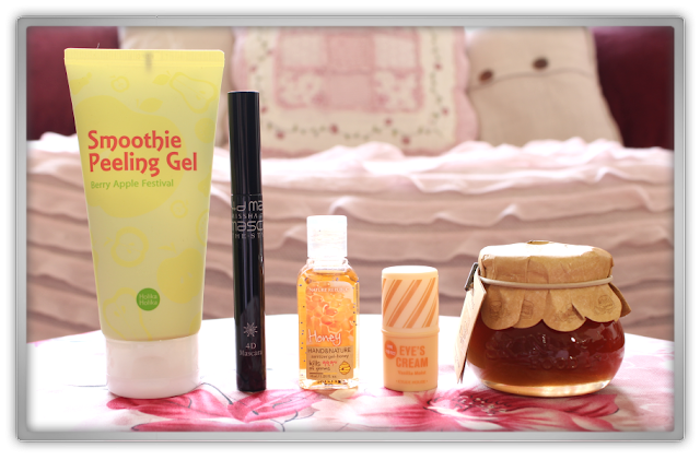 Jolse Order #9 Summery Skincare Haul & Review 2015 beauty blogger Etude House Holika Holika Missha Nature Republic Skin food