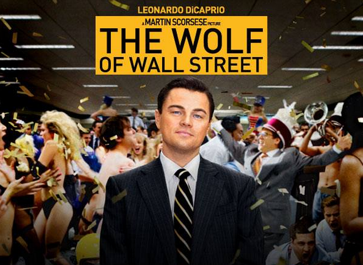 Martin scorsese s the wolf of wall street