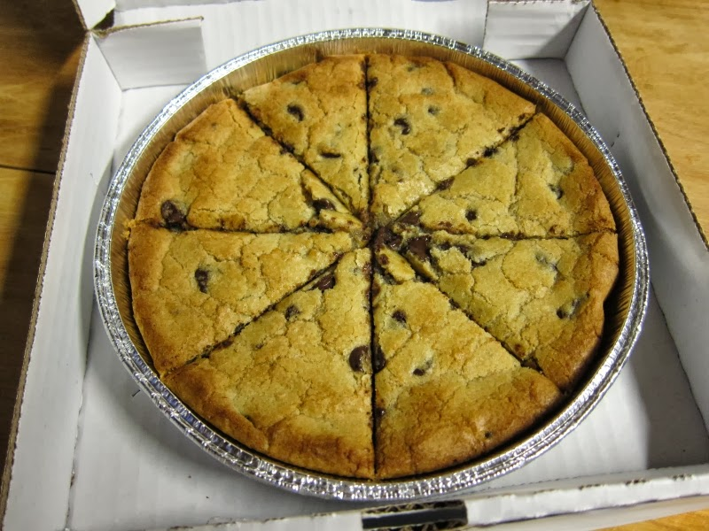 Calories In Pizza Hut Chocolate Chip Cookie