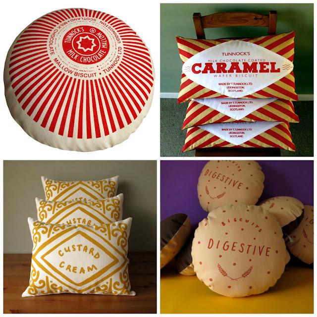 Nikki McWilliams cushions