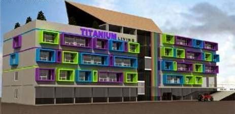 Titanium Living Hotel Kuta - Bali