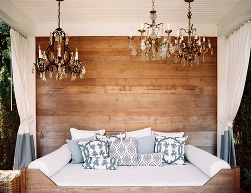 Estilo rustico lamparas originales en interiores rusticos - Lamparas estilo rustico ...