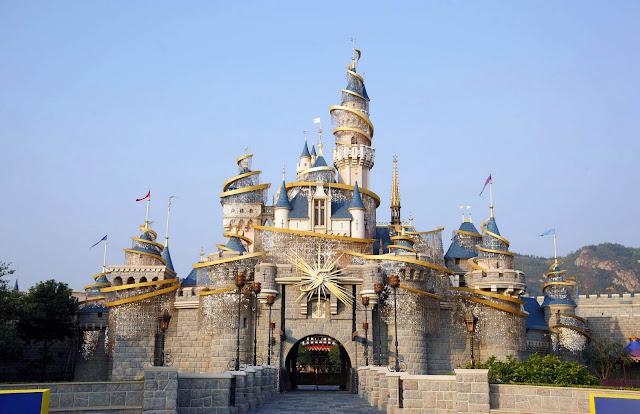 disneyland 香港迪士尼