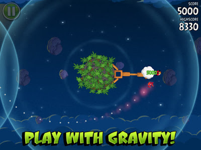 Angry Birds Space (MacOSX) Pc