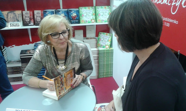 targi książki Gutowska-Adamczyk