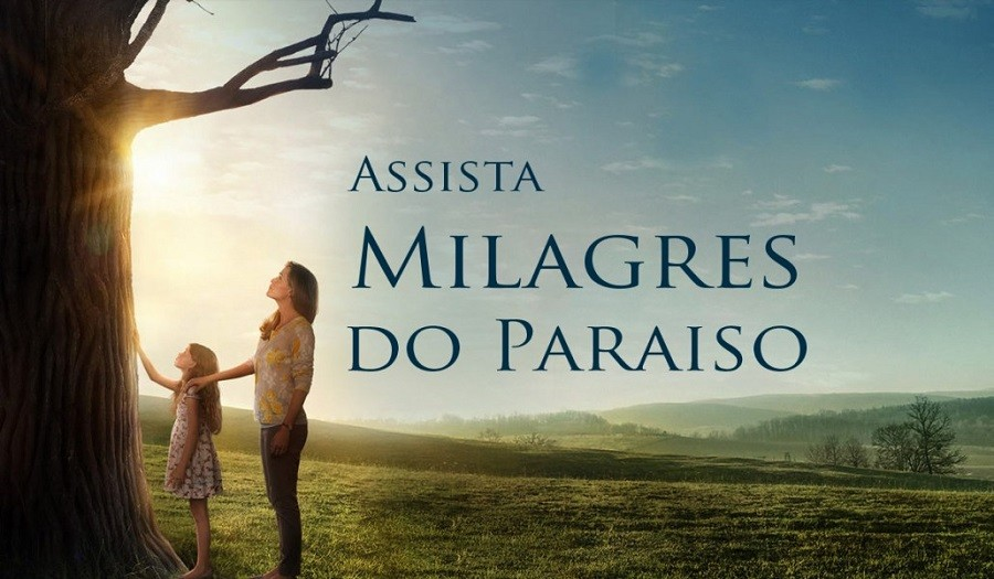 Milagres do Paraíso Blu-Ray Torrent Imagem