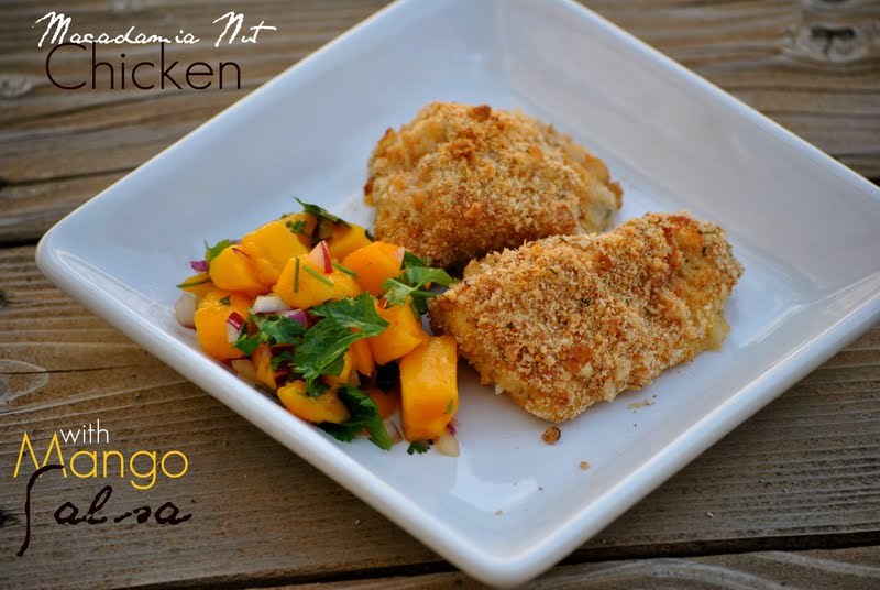 Mango Crisp With Macadamia Nut Crust Recipes — Dishmaps