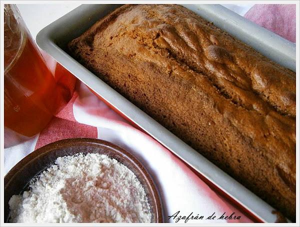 Pan de miel y especias