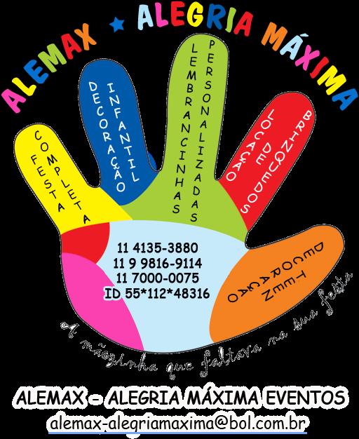ALEMAX - ALEGRIA MÁXIMA