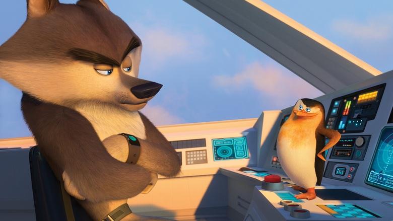 Penguins Of Madagascar Movie HD