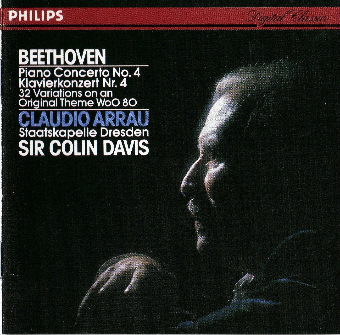 Claudio Arrau - Ludwig van Beethoven - Klaviersonaten Es-Dur Op. 7 - F-Moll Op. 2 1