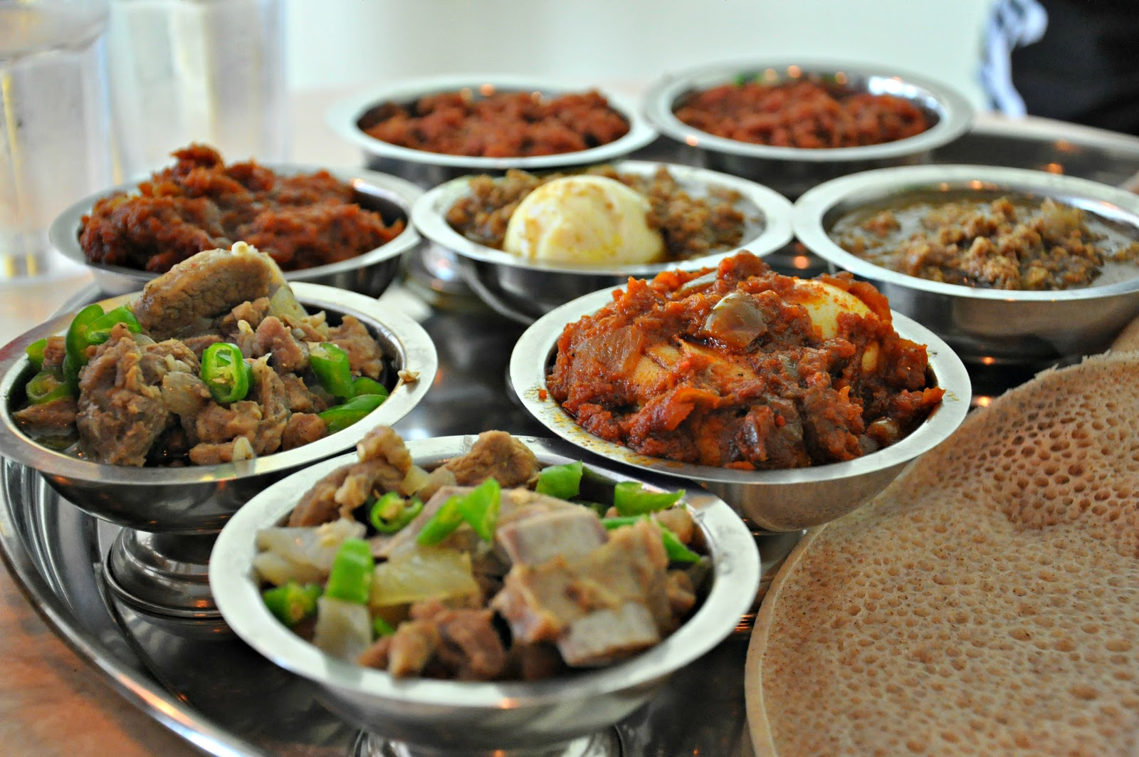 Her worldly pleasures cafe abyssinia ethiopian food has for Abyssinia ethiopian cuisine
