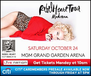 Madonna- Rebel Heart Tour