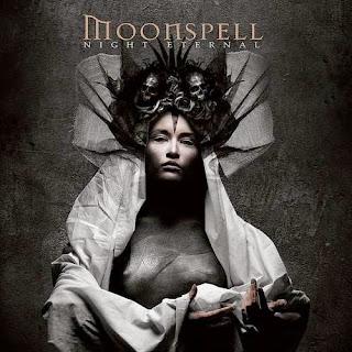 MOONSPELL -  Night Eternal album