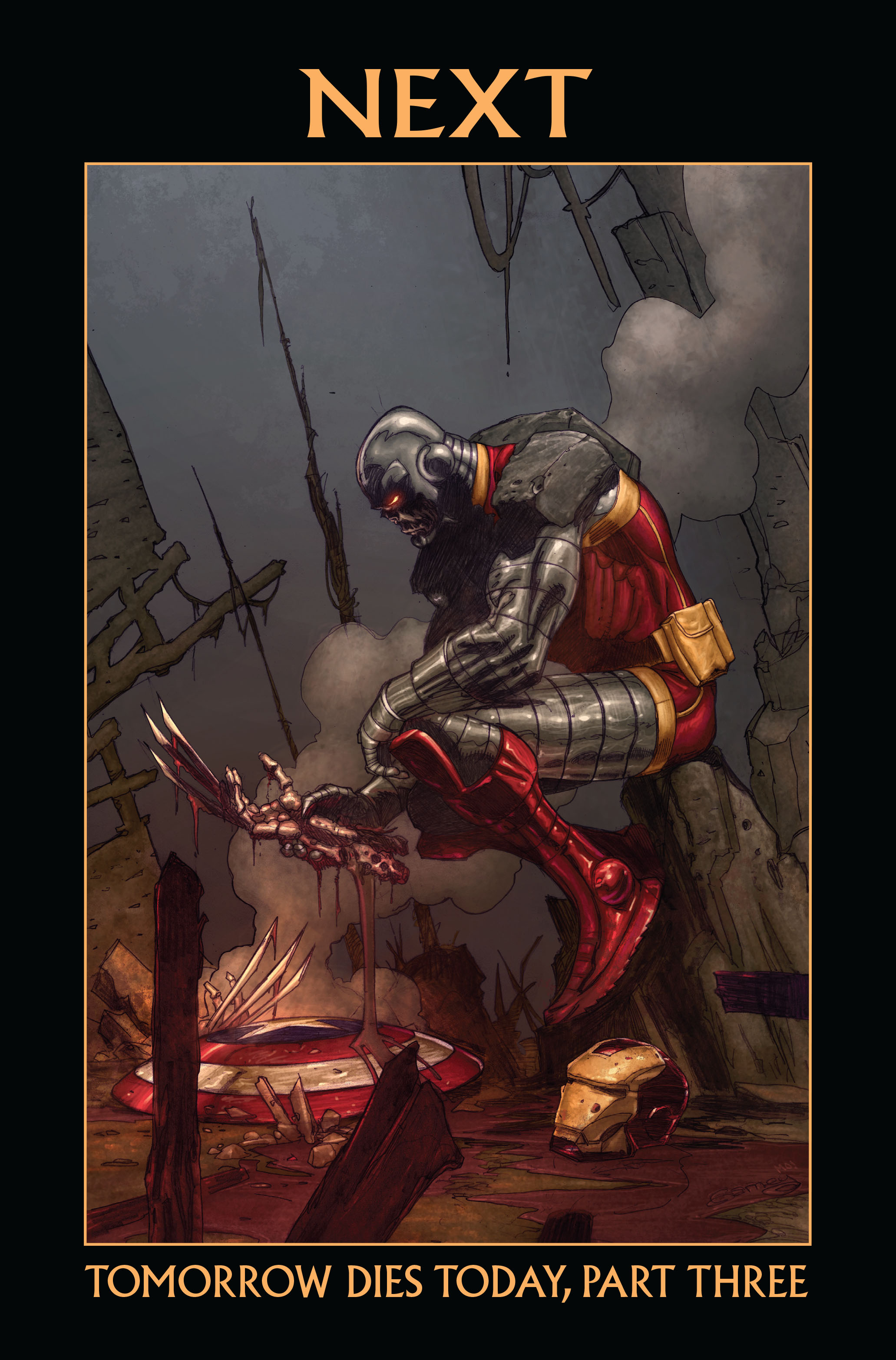 Wolverine: Weapon X #12 #5 - English 25