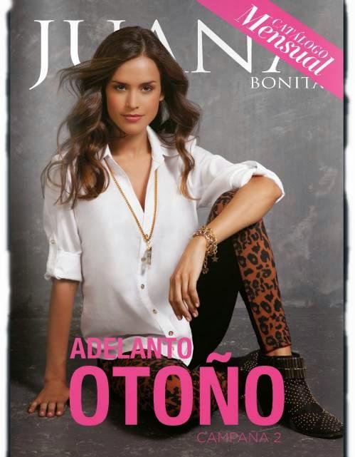 Juana Bonita Campaña 2 2015 Argentina