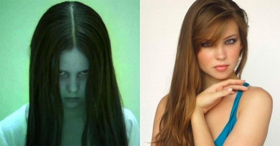 Com o passar do tempo, ela cresceu e ficou muito bonita