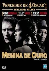 Filme Menina De Ouro Dublado AVI DVDRip