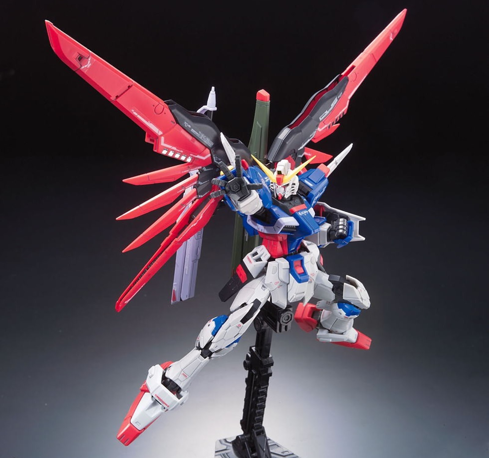 destiny gundam rg - photo #2