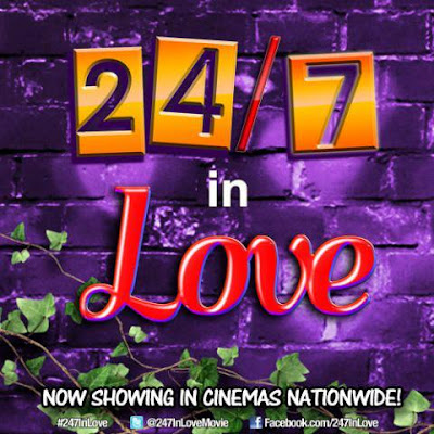 24/7 in Love Gross P10 Million at the Box Office on First Day