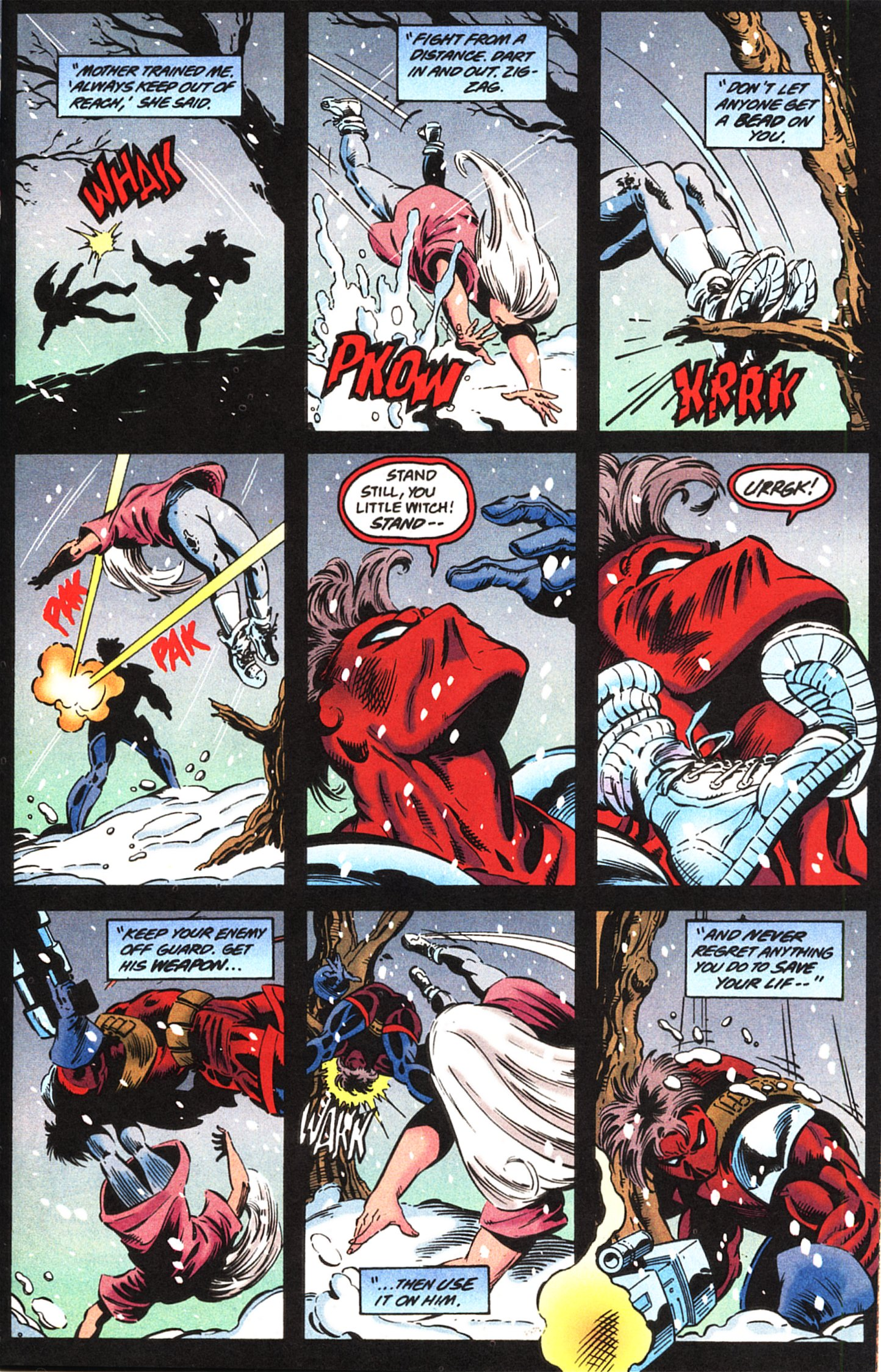 Deathstroke (1991) Issue #45 #50 - English 11