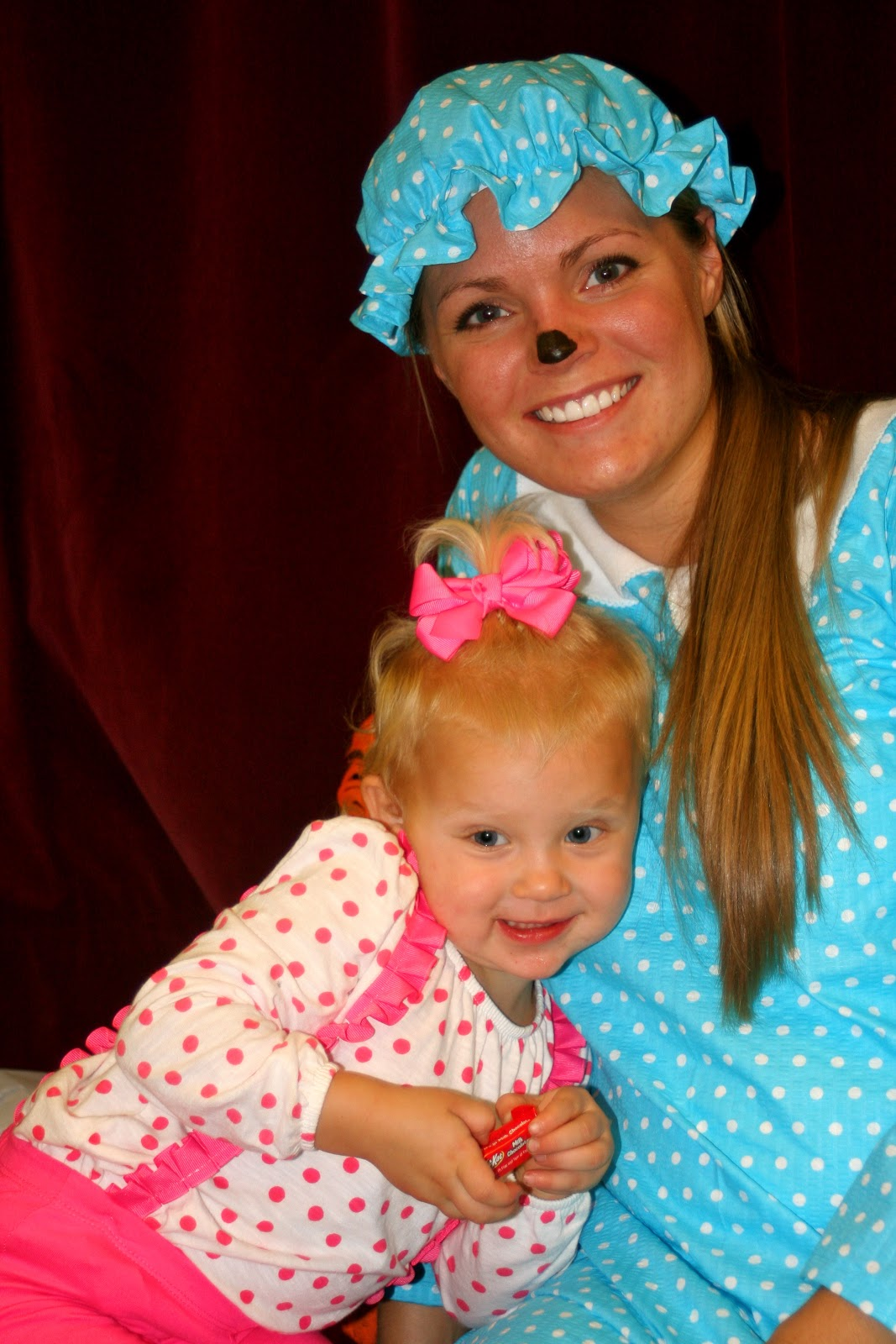 I love my sweet Sister Bear!  sc 1 st  Brittany. Travis & Team Tolman... Just the 3 of Us: The Berenstain Bears Trick-or-Treat