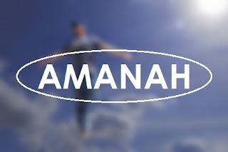 Amanah (Dapat Dipercaya)