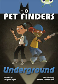 PET FINDERS- Underground