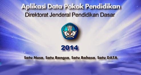 INFO TERUPDATE SEPUTAR DAPODIKDAS 2014-2015