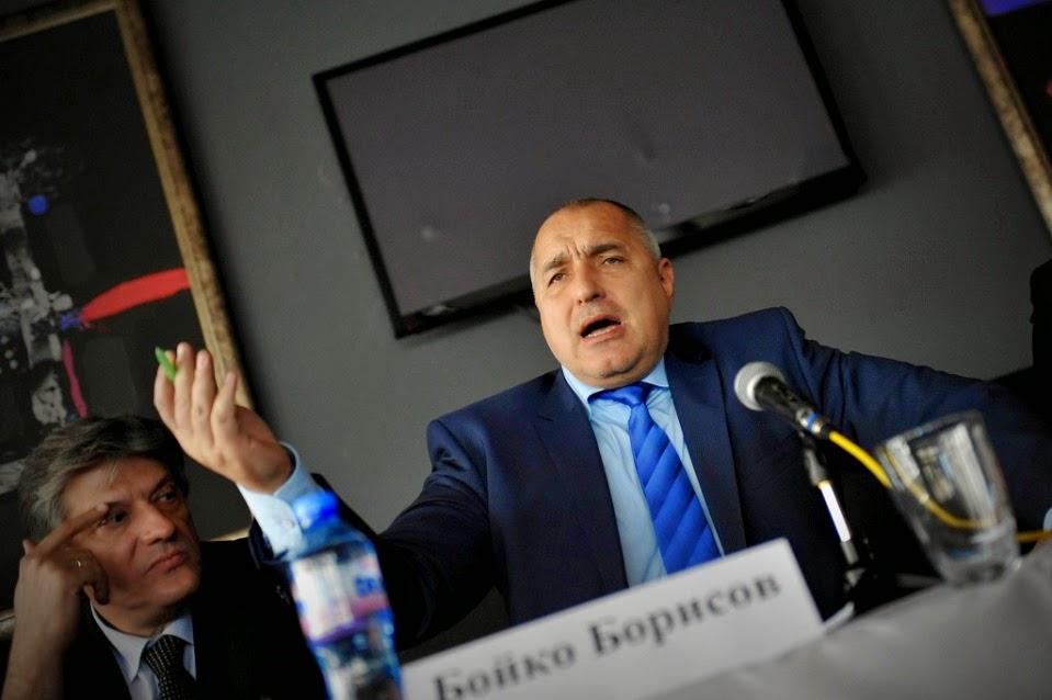 Бойко борисов - Станишев