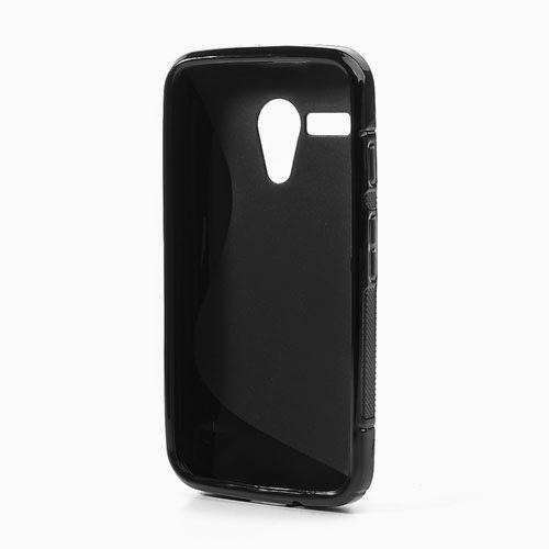 TPU-Jelly-Case-Motorola-Moto-G-DVX-XT1032-S-Line-Black