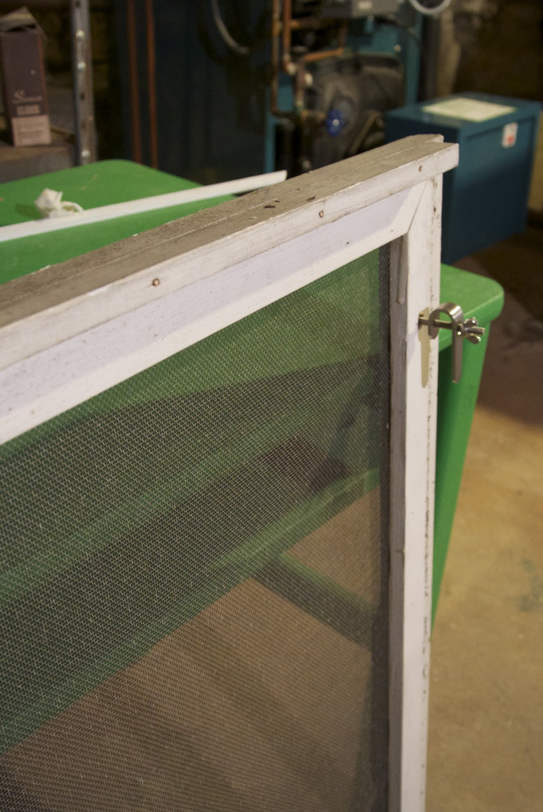 Life At Pugsley How To Make Wood Window Screens 3