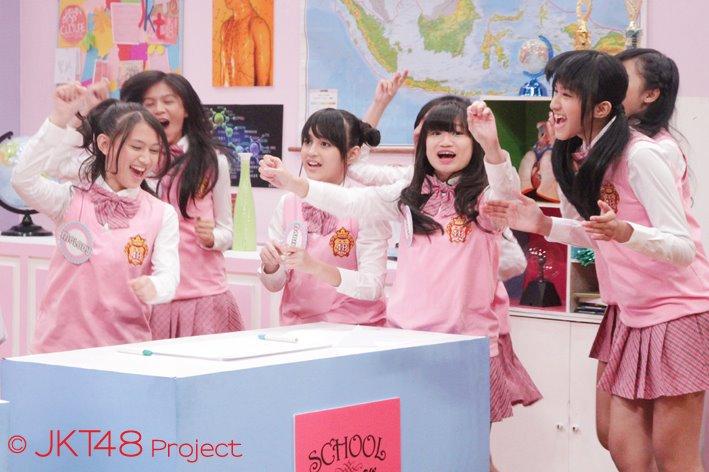 Galeri foto JKT48 School episode 8