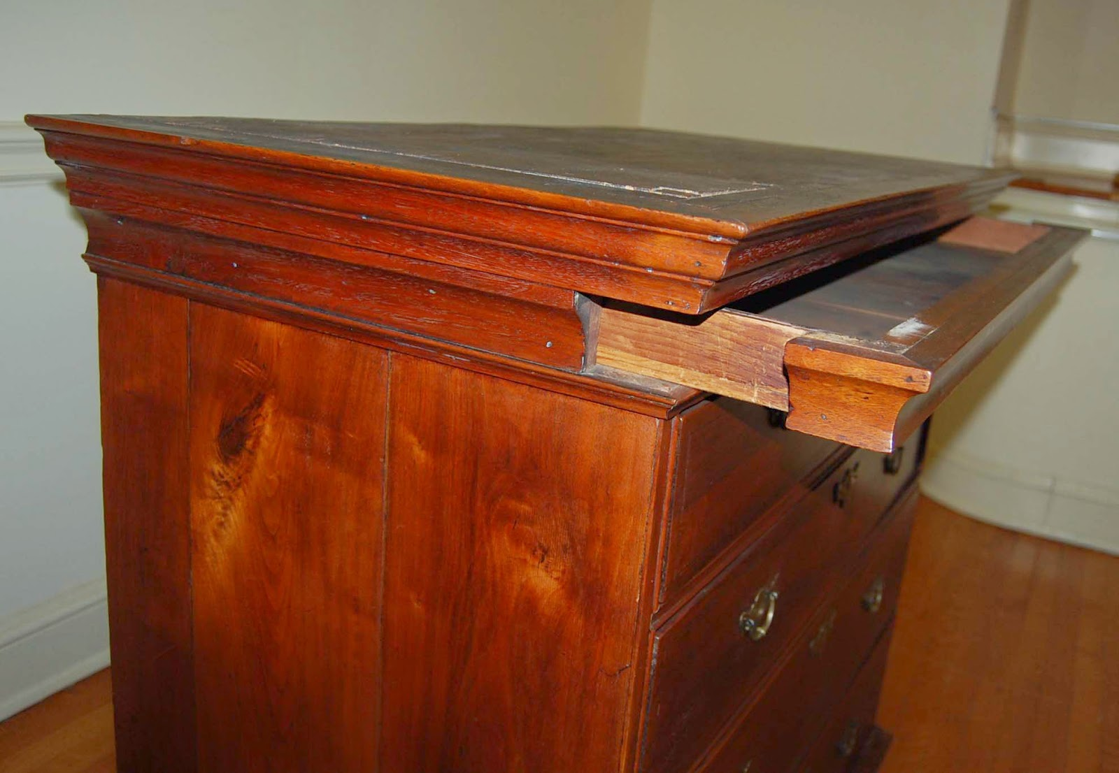 Morristown national historical park museum and library Secret drawer