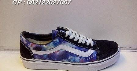 vans old skool galaxy