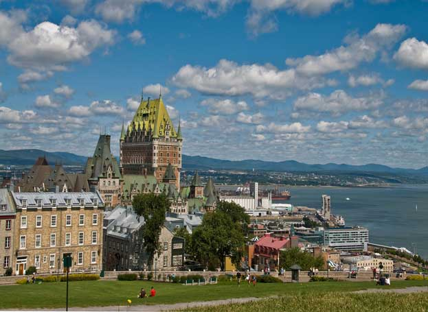 Historic District of Old Quebec Canada