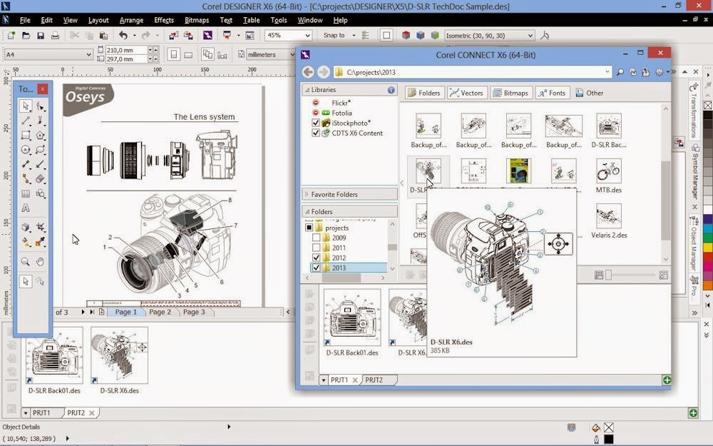 Corel designer technical suite x4 download free trial