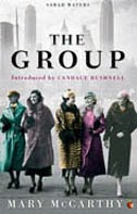 Portada, The Group, novela