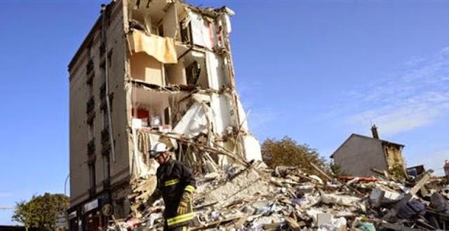 Ένα παιδί νεκρό και πολλοί αγνοούμενοι σε κατάρρευση πολυκατοικίας στο Παρίσι