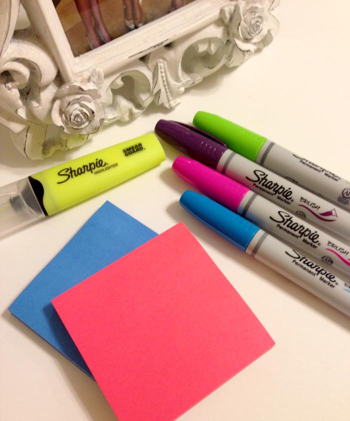 Organization, Sharpie, Sharpie Clearview, Planning