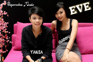 Lirik Lagu EVE (Tania and Gabby) - Coba Katakan