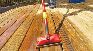 How to clean and seal your deck